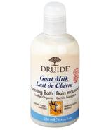 Druide Laboratories Foaming Bath Goat Milk