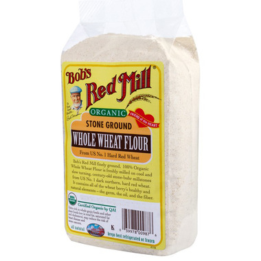 Bob\'s Red Mill Whole Wheat Flour