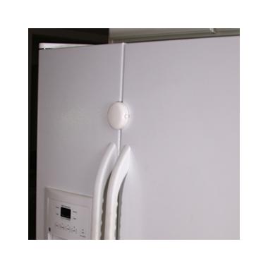 Qdos Adhesive Fridge/Freezer Lock White