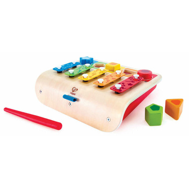 Hapy Toys Shape Sorter Xylophone