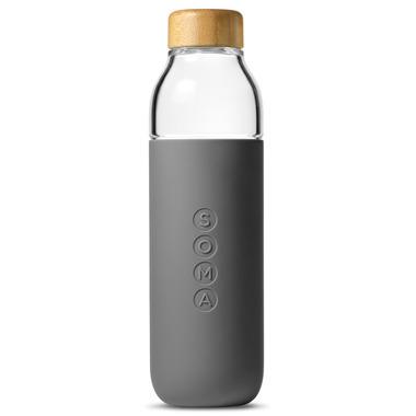 Soma Grey Water Bottle