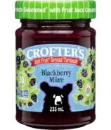 Crofter's Organic Blackberry Just Fruit Spread