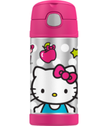 Thermos FUNtainer Insulated Bottle Hello Kitty