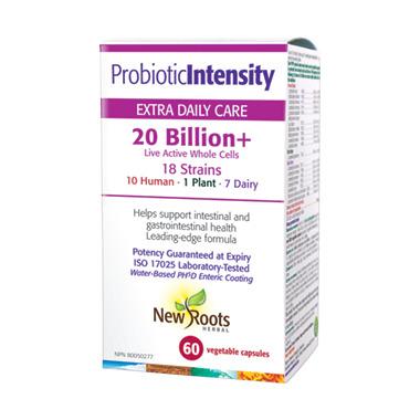 New Roots Herbal Probiotic Intensity 20 Billion