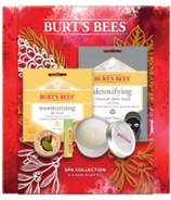 Burt's Bees Spa Essentials Kit