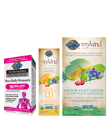 Garden of Life Supplements For Her Bundle