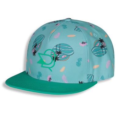 BIRDZ Children & Co. Watermelon Waves 5 Panel Hat