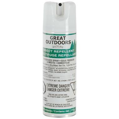 Watkins Great Outdoors Insect Repellent Spray 25% DEET