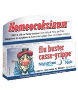 Homeocan Homeocoksinum Flu Buster Nighttime Formula