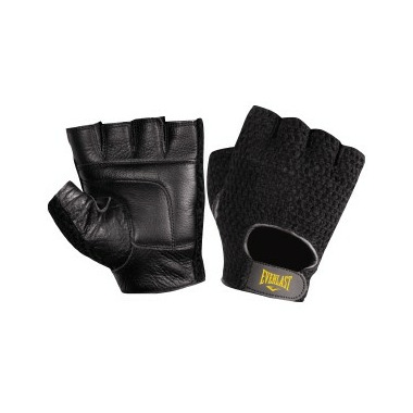 Everlast Mesh Leather Gloves