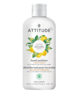 ATTITUDE Super Leaves Hand Sanitizer Refill Lemon Leaves