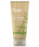 OWN Beauty by Every Man Jack Shave Cream Green Tea & Cucumber