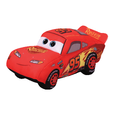 Ty x Cars Hero Lightning McQueen