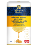 Manuka Health Manuka Honey & Lemon Lozenges