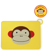 Skip Hop ZOO Fold & Go Placemat Monkey