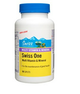 Swiss Natural Sources Swiss One Multivitamin & Mineral