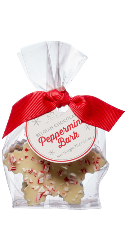 Buy Saxon Chocolates Peppermint Bark Snowflakes at Well.ca ...