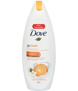 Dove Revitalize Body Wash with Mandarin and Tiare Flower