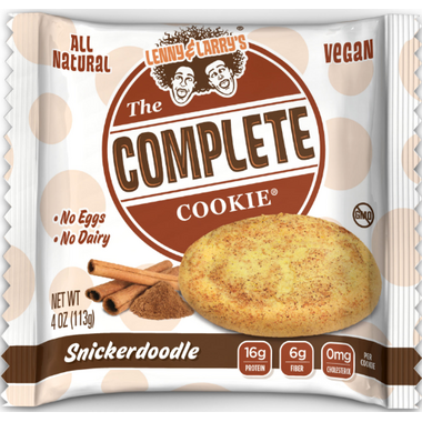 Lenny & Larry\'s Complete Cookie Snickerdoodle