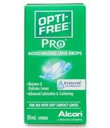 Opti-Free Pro-Moisturizing Eye Drops