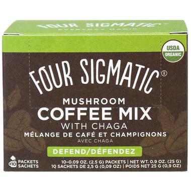 Four Sigmatic Instant Mushroom Coffee with Chaga and Cordyceps