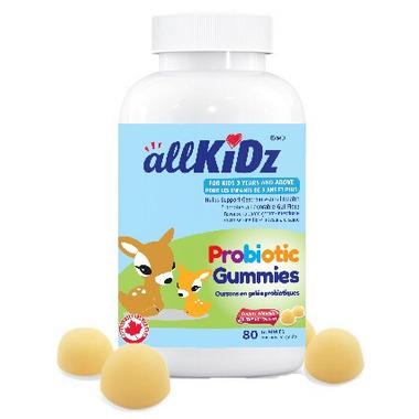 allKiDz Probiotic Gummies