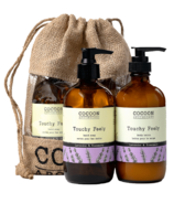 Cocoon Apothecary Touchy Feely Hand Care Set
