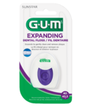 GUM Expanding Waxed Dental String Floss
