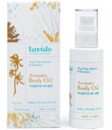 Lavido Aromatic Body Oil Ylang Ylang Bergamot & Macadamia