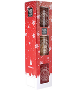 Wildly Delicious Holiday Charcuterie Gift Set