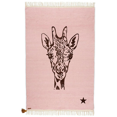 Varanassi Rug Gypsy Collection Giraffe