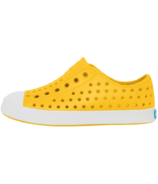 Native Jefferson Youth Crayon Yellow & Shell White