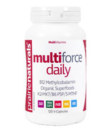 Prairie Naturals Multi-Force Daily Multivitamin & Mineral