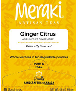 Meraki Artisan Teas Ginger Citrus