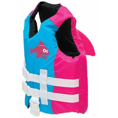 SwimWays Sea Squirts FINtastic Life Jacket Pink