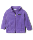 Columbia Benton Springs Fleece Jacket Grape Gum 3M-18M