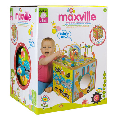 Alex Maxville Activity Cube