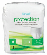 Rexall Unisex Maximum Protective Underwear X-Large
