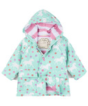Hatley Galloping Horses Baby Raincoat