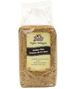 Inari Organic Whole Golden Flax Seeds Large Bag