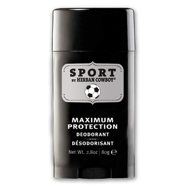Herban Cowboy Sport Maximum Protection Deodorant