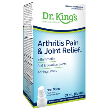 Dr. King\'s Arthritis And Joint Relief Spray