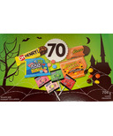 Hershey's 70 Piece Snack Size Chocolate & Candy Mix