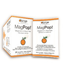 Orange Naturals MagPop! Magnesium Glycinate Effervescent Drink