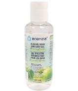 Acenzia Hand Sanitizer Antiseptic Gel Green Apple