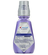 Crest 3D White Brilliance Alcohol Free Whitening Mouthwash 500 mL