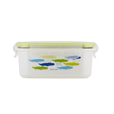 Innobaby Keepin\' Fresh Kids Stainless Bento Green Alligator