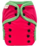 Bummis All-in-One Pure Diaper Watermelon