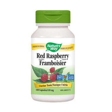 Nature\'s Way Red Raspberry Leaves