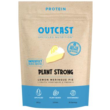 OUTCAST Plant Strong Protein Lemon Meringue